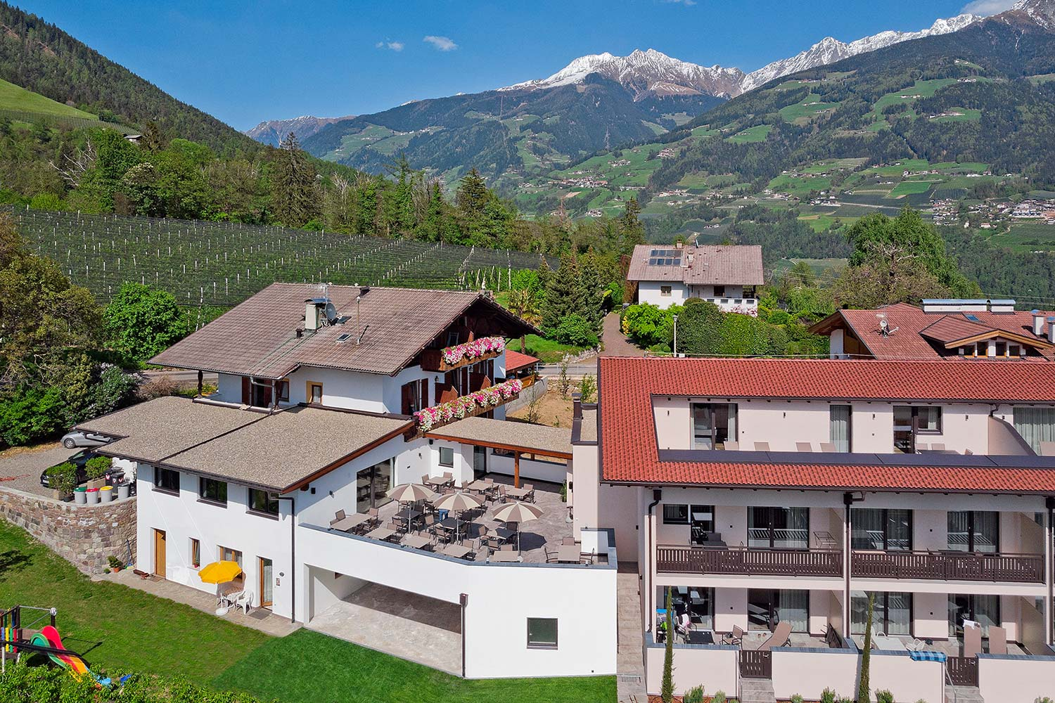 Pension Pichler in Dorf Tirol